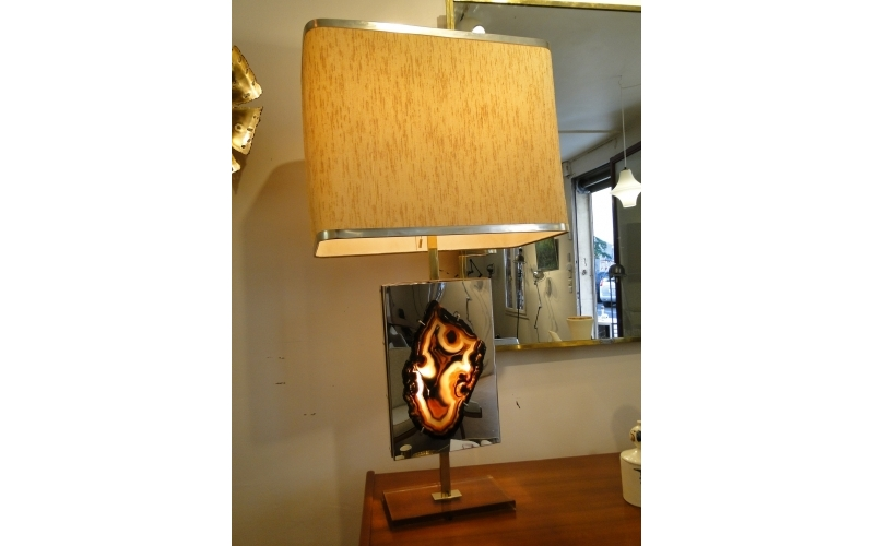 Lampe Lucifer de Willy Daro 1970s KUBENKA